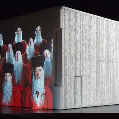 Giuseppe Verdi/Aida/ Premiere am 6.August 2017/Riccardo Muti:Musikalische Leitung, Shirin Neshat:Regie, Christian Schmidt:Bühne, Tatyana van Walsum:Kostüme/ Ekaterina Semenchuk:Amneris